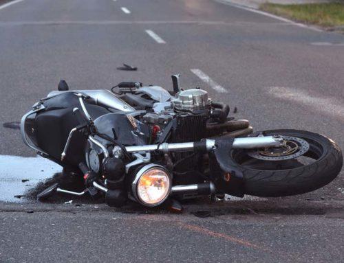 Ανακατασκευή ατυχημάτων μοτοσικλετών